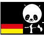 logo panda ge